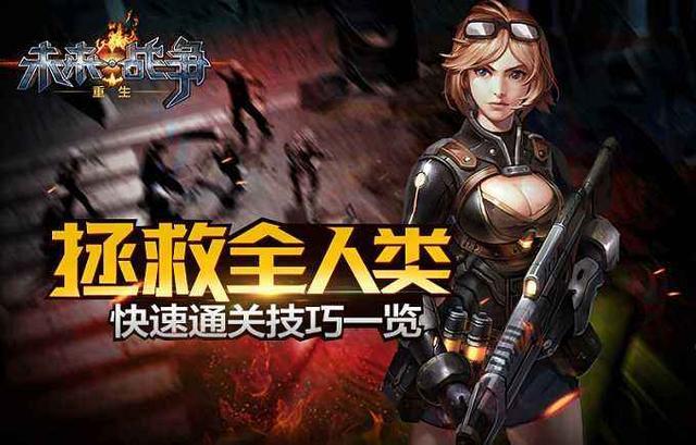 遊戲天地:《未來戰爭:重生》 - 每日頭條