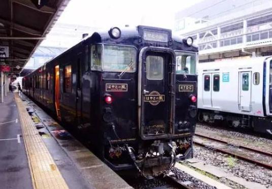 乘坐小火車 去看看車輪上的日本! - 每日頭條