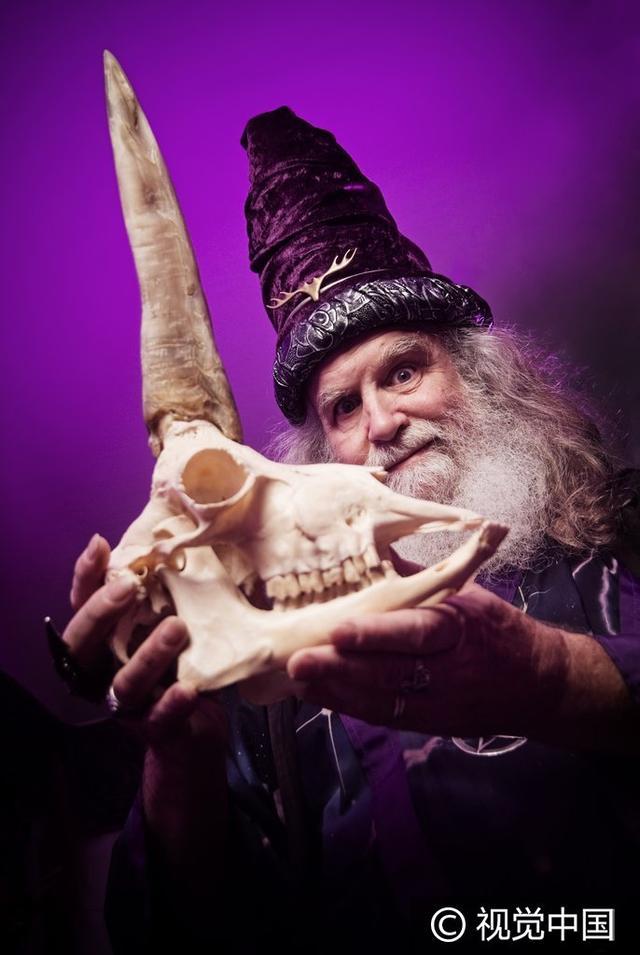 現實版「霍格沃茲魔法學校」成立 帶你進入真實魔法世界 - 每日頭條