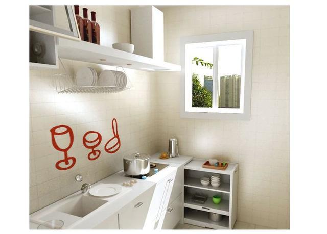 廚房瓷磚牆貼怎樣好看?你知道嗎 - 每日頭條