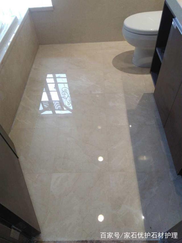 石材養護——浴室大理石的滲入污漬我們應該如何解決 - 每日頭條