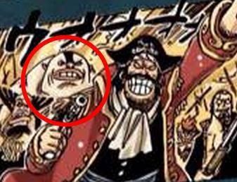 海賊王:這位隱藏角色曾經是羅傑海賊團船員。是位強大又可靠的人 - 每日頭條