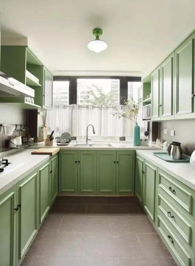 廚房布局哪種好?島型、L型、一字型、二字型、U型? - 每日頭條