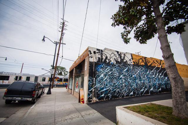 街頭潮流塗鴉藝術名人介紹,現代塗鴉竟起源於「到此一游」? - 每日頭條