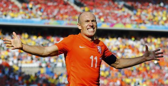 2014世界盃1/4決賽8強淘汰賽荷蘭VS哥斯大黎加比分預測 - 每日頭條