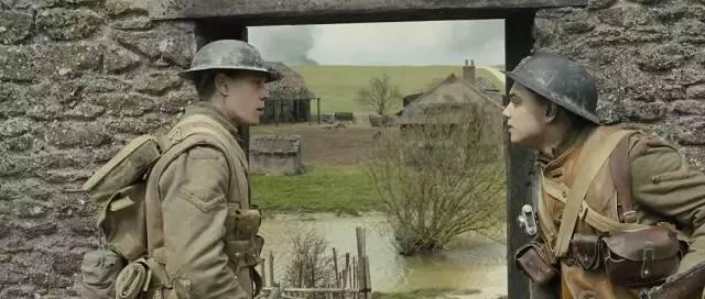 奧斯卡大熱一鏡到底《1917》美到窒息卻酷到難想像 - 每日頭條