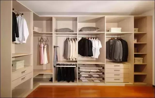 你想看的衣櫃內部結構圖。在這裡 - 每日頭條