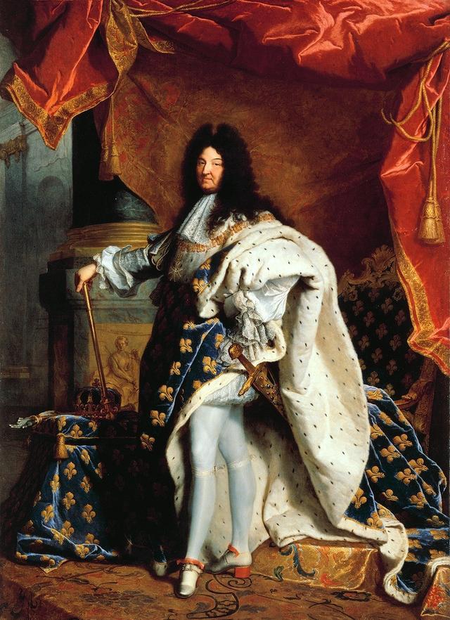法國波旁王朝世系表 - 每日頭條