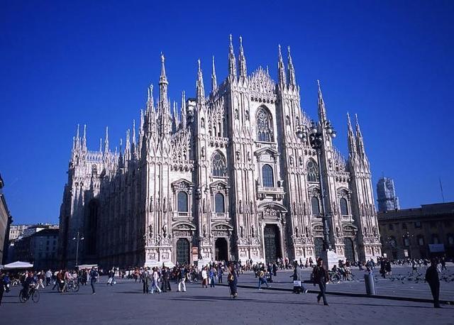 西方建築介紹:羅馬式,哥德式,巴洛克式等等的區別 - 每日頭條