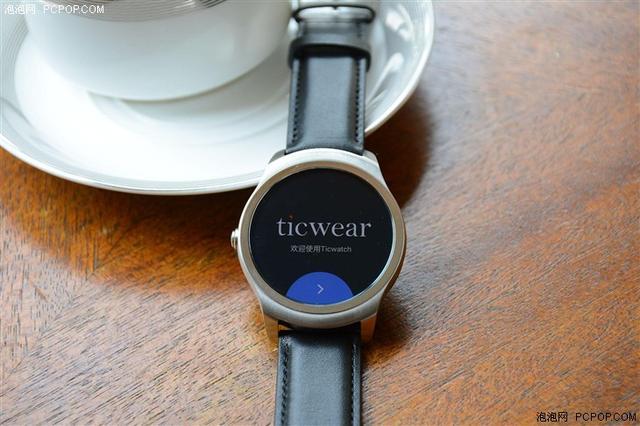 Ticwatch 2智能手錶評測:可獨立通訊 - 每日頭條