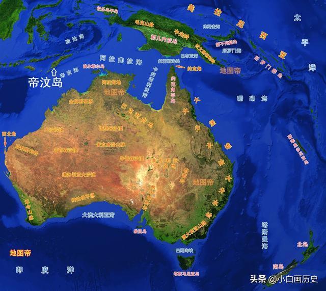 東帝汶與西帝汶,為何同島不同命? - 每日頭條