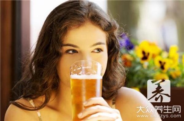 月經期可以喝啤酒嗎? - 每日頭條