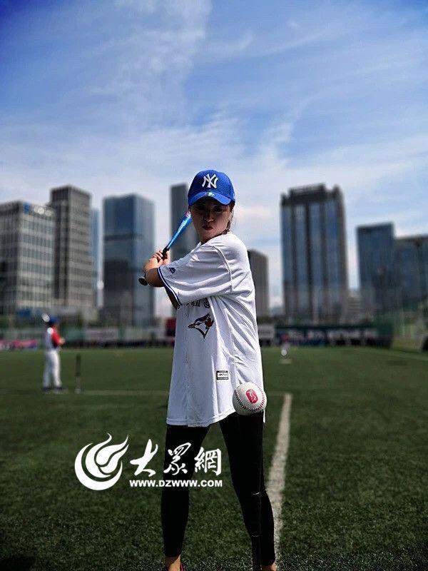 青島快樂運動體驗館走進棒球小子 揮棒感受比賽樂趣 - 每日頭條