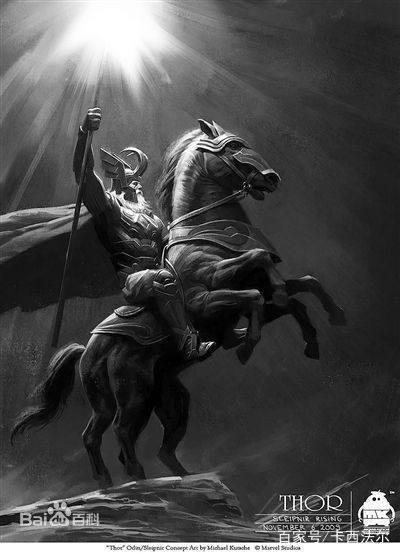 世界各地神話里偉大主神們 - 每日頭條
