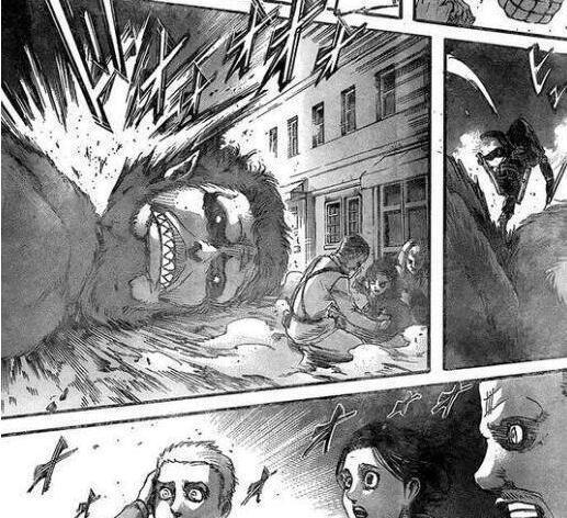 進擊的巨人漫畫103話更新 獸之巨人被兵長秒殺 - 每日頭條