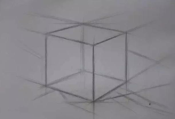 從零開始如何學習素描——幾何靜物 - 每日頭條