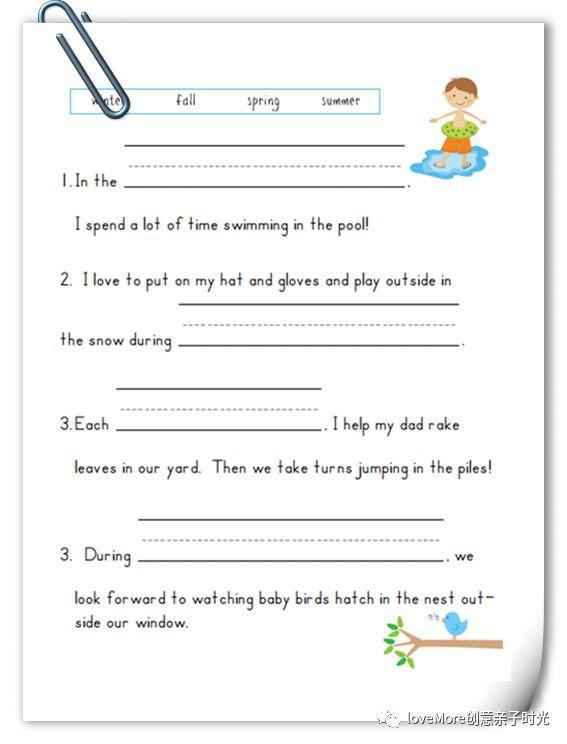 英文時間概念孩子怎麼學才明白?有這套練習冊就夠了! - 每日頭條