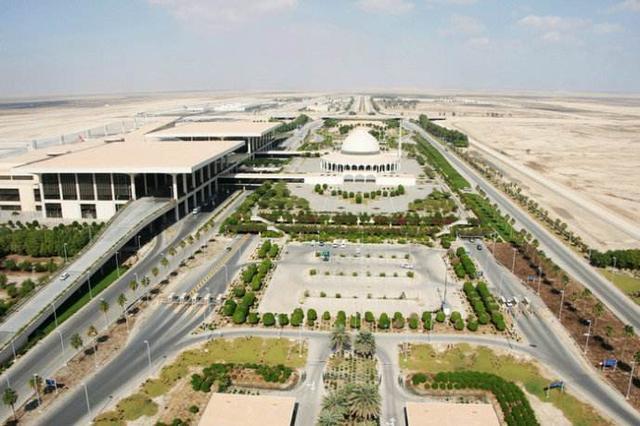 世界上占地面積最大的國際機場竟然達777平方千米 - 每日頭條