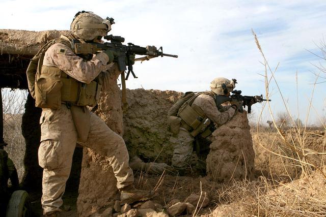 美國海軍陸戰隊是歸海軍管還是陸軍管還是三不管? - 每日頭條