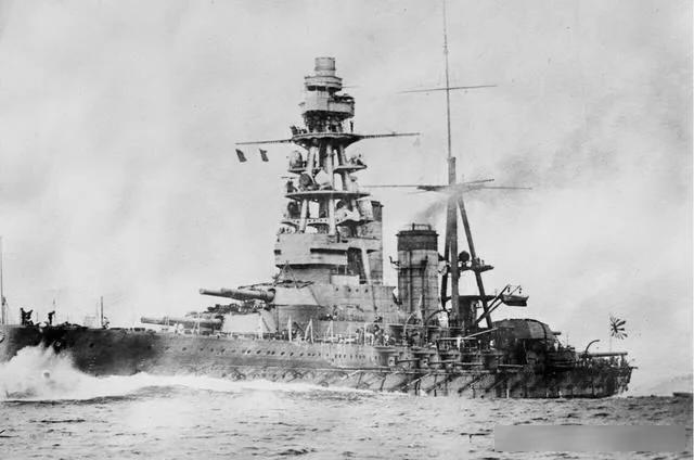 淺談美國戰列艦(一)——16英寸老將:科羅拉多級戰列艦 - 每日頭條