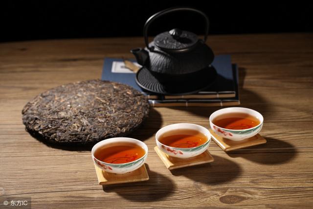 普洱生茶陳期幾年的最好喝? - 每日頭條