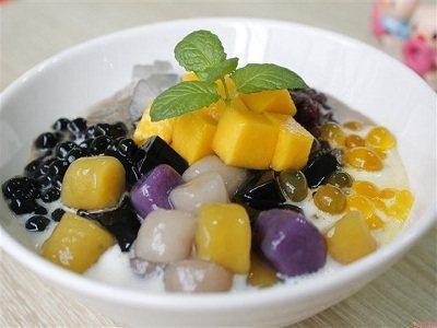 夏季必吃甜品。愛吃的芋圓、燒仙草的都可以在家做 - 每日頭條