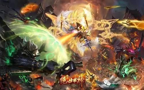 YouXi.com正式公布玄幻競技小說網遊《絕世武神》 - 每日頭條