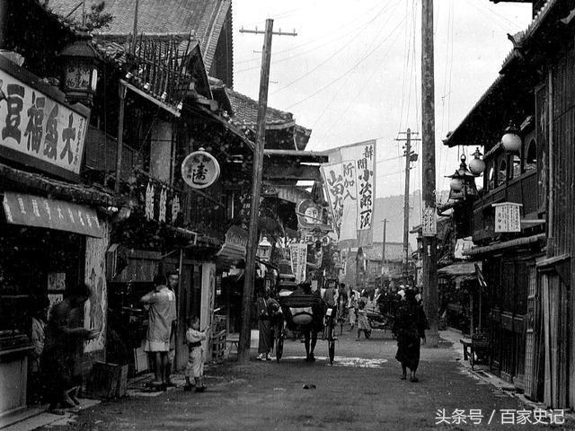來圍觀:歷史上日本對漢字有多依賴?1908年日本是什麼樣子? - 每日頭條