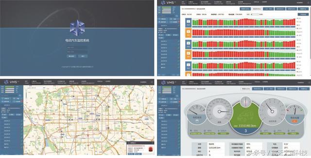 新能源車輛遠程監控和大數據服務系統 - 每日頭條