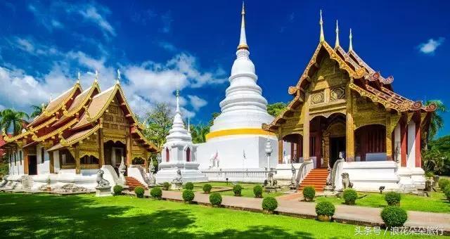 自由行攻略:泰國最靈驗最值得去的幾大寺廟。這裡通通打包給你! - 每日頭條