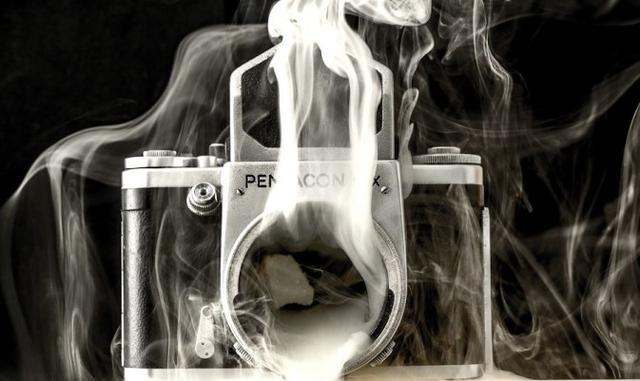 巧用煙餅創造煙霧攝影 - 每日頭條
