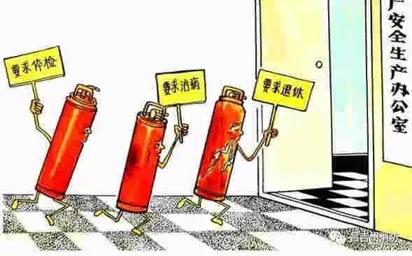 在昌吉你知道。你一定要知道假冒偽劣消防產品的辨別! - 每日頭條