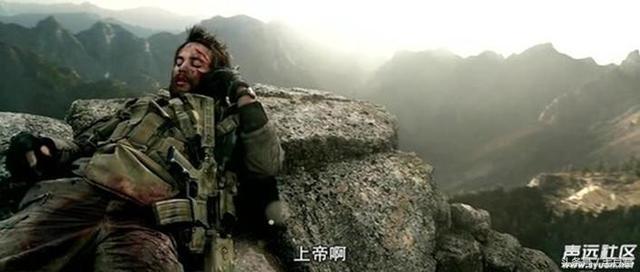 電影頌——鐵血特種部隊電影《孤獨的倖存者》 - 每日頭條