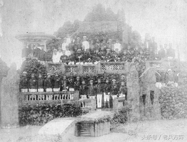 1895年日本占領臺灣之初的老照片 - 每日頭條