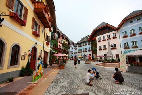 深圳周邊5大歐式風情小鎮,不出國也能欣賞歐洲的美! - 每日頭條