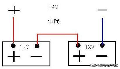 如何正確地把鋰電池串聯和並聯起來 - 每日頭條