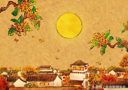 中秋節月餅的來歷是什麼 這幾則典故有著悠久的歷史 - 每日頭條
