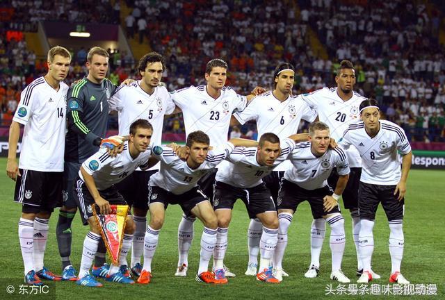 世界盃十大國家足球隊,最有可能奪冠的十支球隊! - 每日頭條