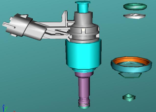 原創丨缸內直噴系統的結構和基本原理 - 每日頭條