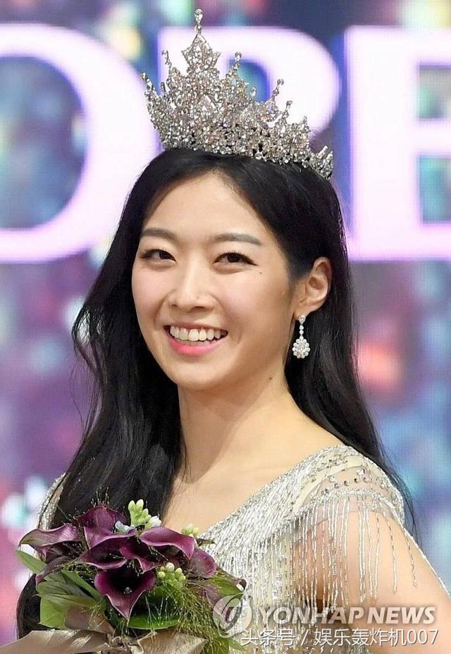 2018韓國小姐選美大賽,韓國美女不過如此! - 每日頭條