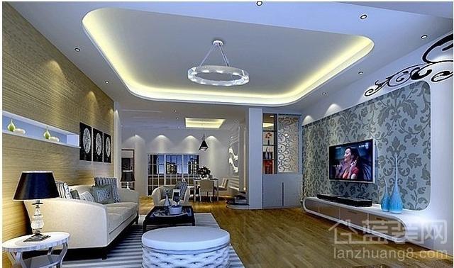 鋁扣天花板花樣繁多 衛浴廚房裝修時如何選擇? - 每日頭條