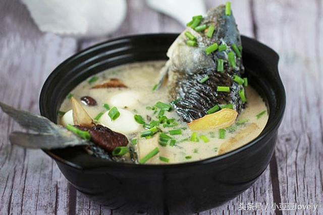 煲魚湯沒有太多的技巧保持魚的鮮甜就好! - 每日頭條