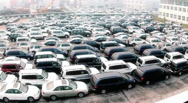 浙江二手車市場一片荒涼,今日的美國市場表現會在未來中國市場回歸,車販子快哭了 - 每日頭條