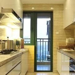 Kitchen Direct Corner Sinks 带阳台的小户型厨房直接拆了大3平米 每日头条 小户型就会有小厨房 89方以下的户型厨房基本上都比较小 都需要经过改造厨房来扩大厨房空间 那么这些厨房 装修最大的阻碍就是如何利用有限的空间去营造一个合理的厨房