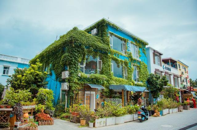 較場尾:深圳的「鼓浪嶼」,馬卡龍色彩的童話村 - 每日頭條