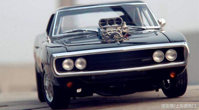 《速度與激情》唐老大的本命座駕1970款道奇Charger - 每日頭條