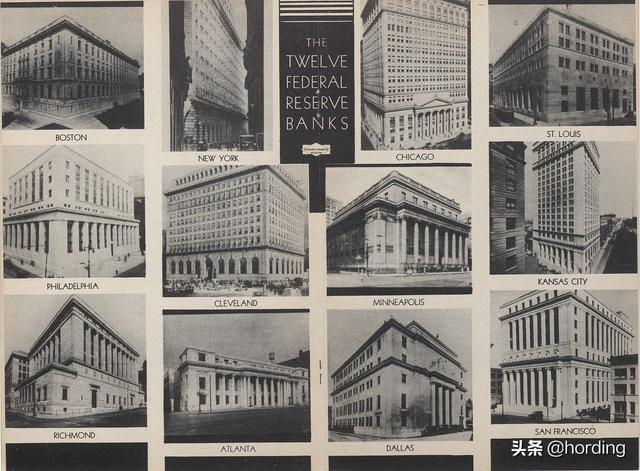 美聯儲的前世今生:美國中央銀行系統的發展演變史 - 每日頭條