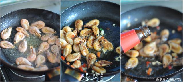 香酥北極蝦。美味營養高。還能提高免疫力和抗早衰 - 每日頭條