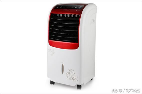 越來越多人選擇空調扇,但效果怎麼樣?冰晶怎麼用你知道嗎? - 每日頭條