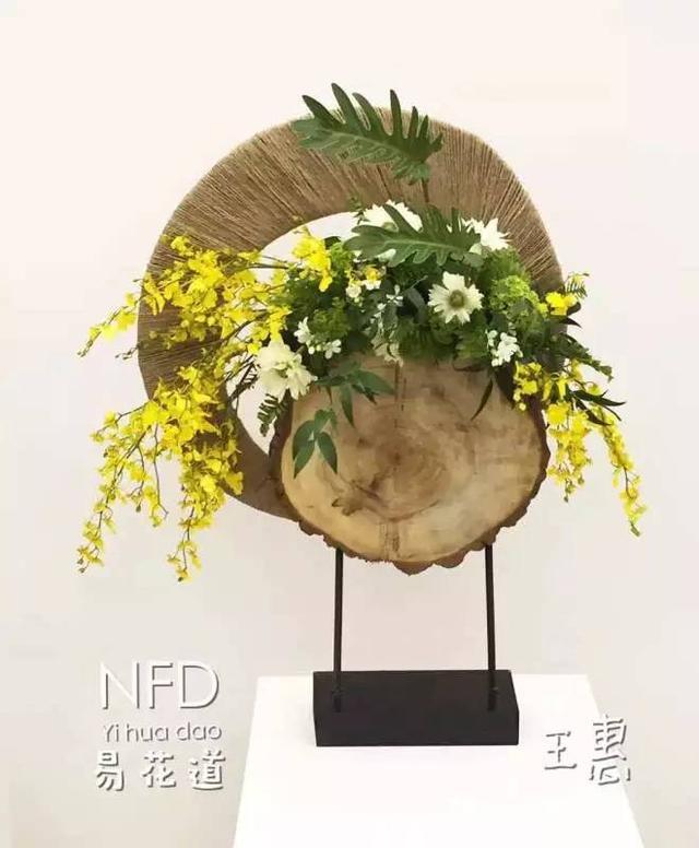花藝賞  2016年NFD花藝大賽作品鑑賞 - 每日頭條